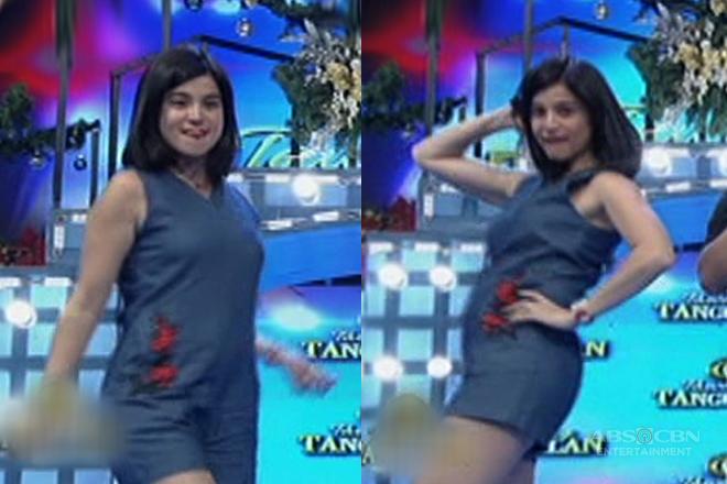 Anne, ginaya ang ilan sa mga dance moves ni Vhong Navarro
