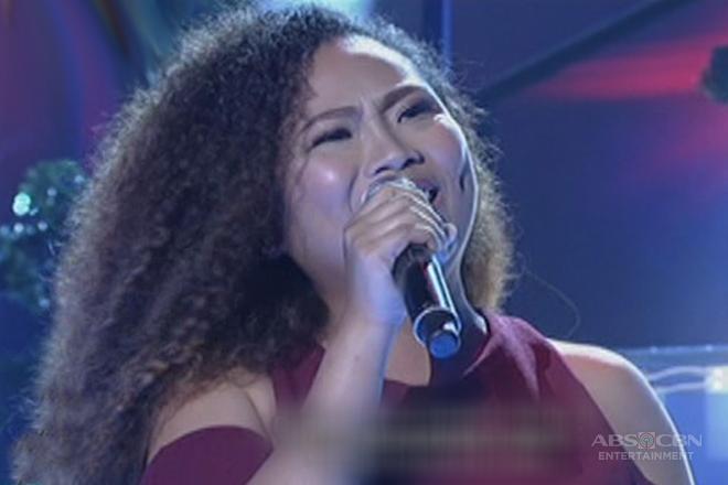 TNT: Mindanao contender Aizel Ruga sings Anita Baker's Sweet Love