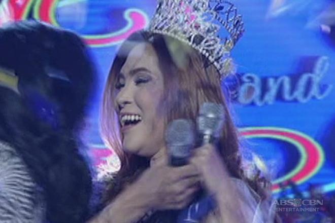Rianne Azares, pasok na sa Miss Q & A semifinal round!