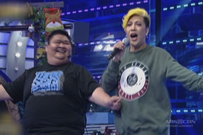 Vice Ganda, may itinurong sayaw kay Dumbo
