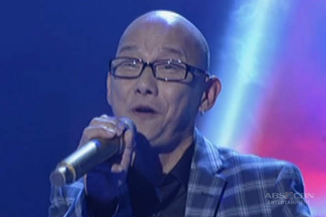 TNT: California, U.S.A contender Steven Paysu sings Real Thing's You To Me Are Everything