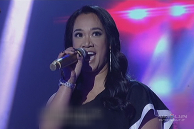 TNT: Illinois, U.S.A contender Jing Wenghofer sings You Don't Own Me