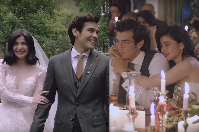 WATCH: Feel the rollercoaster of emotions in Anne and Erwan's wedding video