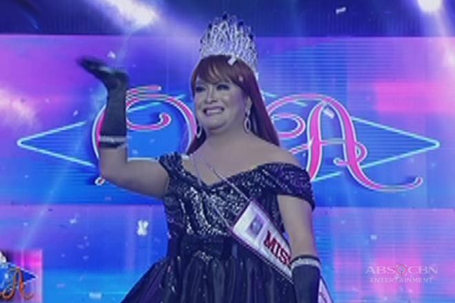 Miss Q & A: Lucky Queen Becky, nanatili bilang reigning queen!