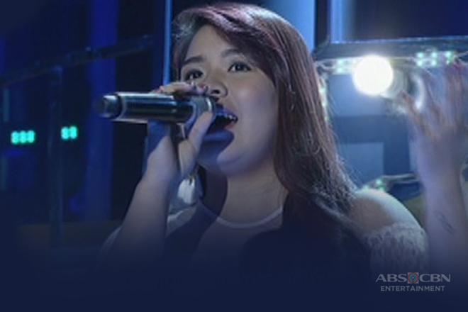 TNT: Metro Manila contender Abbey Rose Sanchez sings You've Made Me Stronger