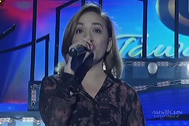 TNT: Visayas contender Welfe Astacaan sings Shirley Bassey's Never Never Never