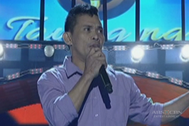 TNT: Mindanao contender Danilo Pahayahay sings The Platters' The Magic Touch