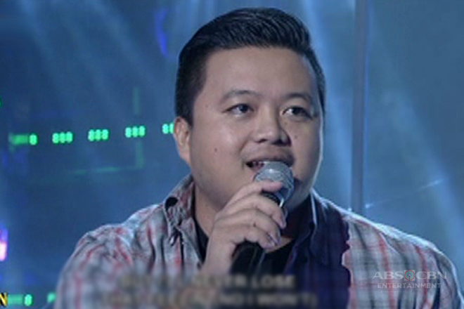 TNT: Metro Manila contender Miguel Salvador sings Play That Funky Music
