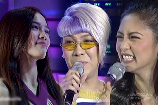 Kim, napasigaw sa ginawa ni Vice Ganda kay It's Showtime dancer