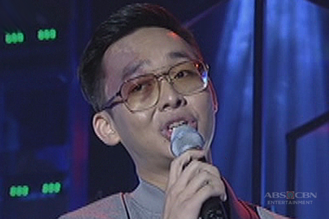 TNT: Visayas contender Ralf Tagoque sings Tom Jones' Sexbomb