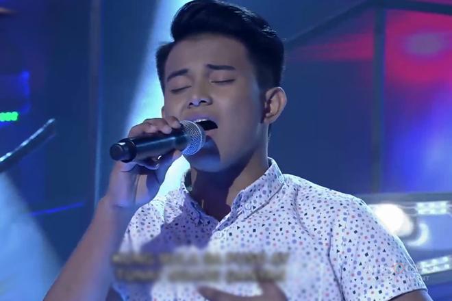 TNT: Visayas contender Bon Miguel Baquiran sings Mula Sa Puso