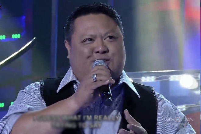TNT: Mindanao contender Junie Tobillo sings How Did You Know?