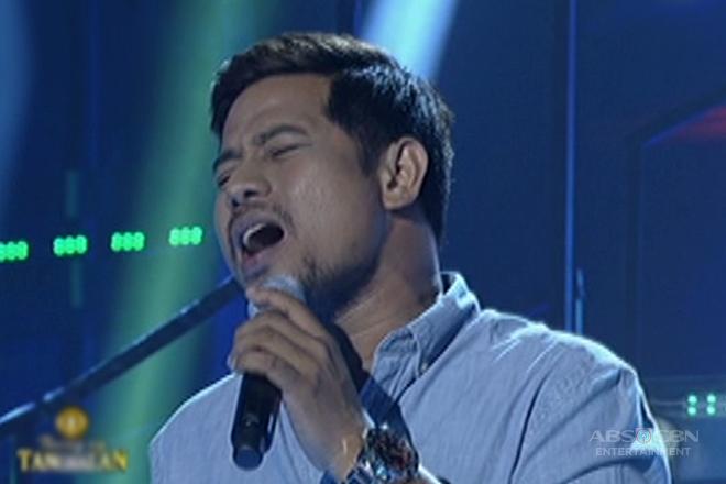 TNT: Luzon contender Joseph Astor II sings Basil Valdez's Muling Buksan Ang Puso
