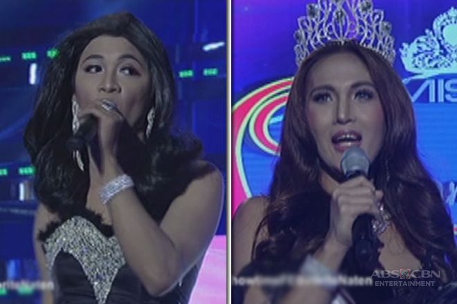 Miss Q & A: Gayle de Dios, hinarap ang reigning queen na si Rhian Aurrello