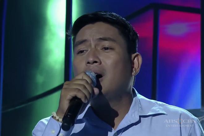 TNT: Mindanao contender Robert Sumagang sings Rico Puno's Lupa