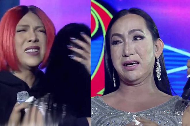 Why candidate no. 2 got emotional on It's Showtime's Miss Q & A