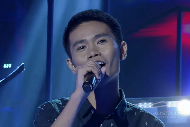 TNT: Metro Manila contender Nicmar Ramirez sings If Tomorrow Never Comes