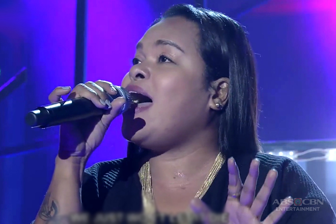 TNT: Luzon contender Mau Marcelo sings Gladys Knight's Neither One Of Us