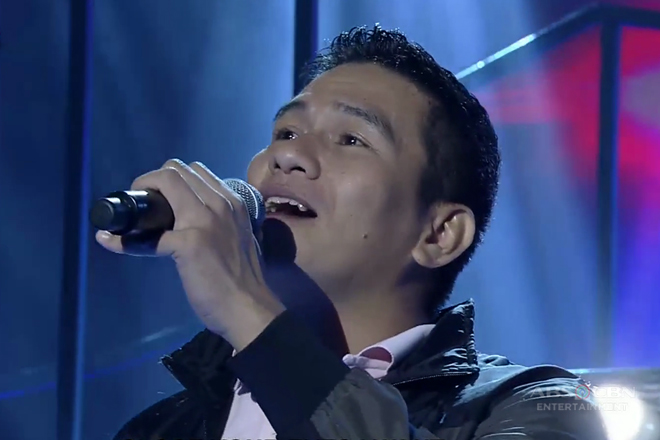 TNT: Visayas contender Bernaldo Flores sings Air Supply's Sweet Dreams