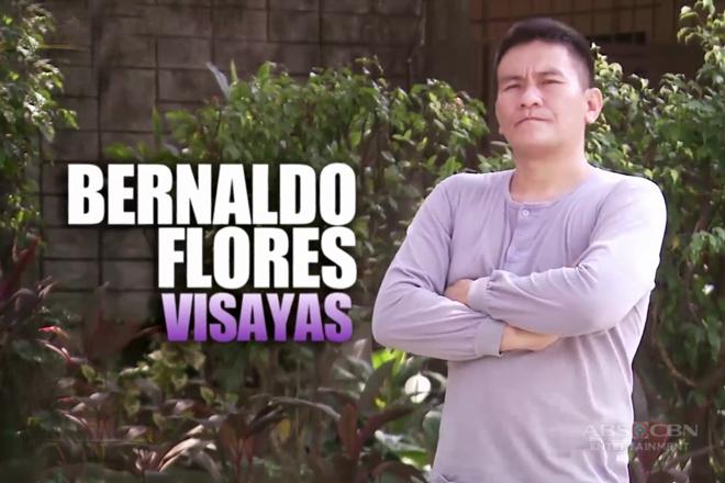 Kilalanin ang Visayas contender na si Bernaldo Flores