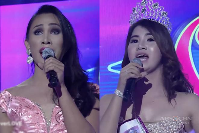 Miss Q & A: Marian Dave, sinubukang sungkitin ang korona ni Zoren Aguinaldo