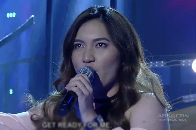 TNT: Metro Manila contender Angeline Kaye Magana sings