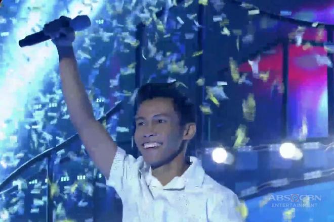 TNT: Aljun Alborme, itinanghal na bagon kampeon ng Tawag Ng Tanghalan
