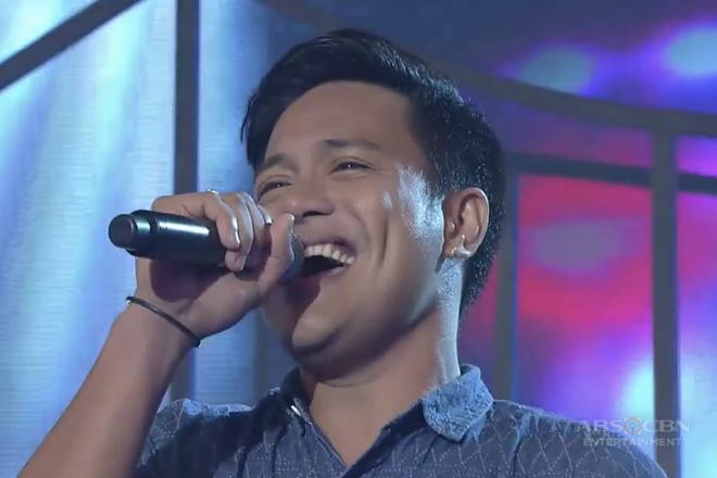 TNT: Visayas contender Reggie Tortugo sings  Bruno Mars' Locked Out Of Heaven