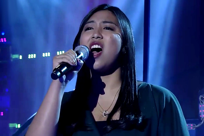 TNT: Luzon contender Andrea Mae Furio sings I Won't Last The Day Without You