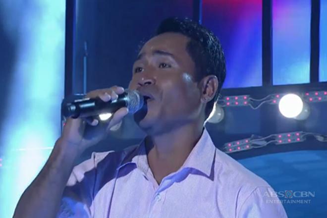 TNT: Mindanao contender Avelino Sarigumba sings Muli