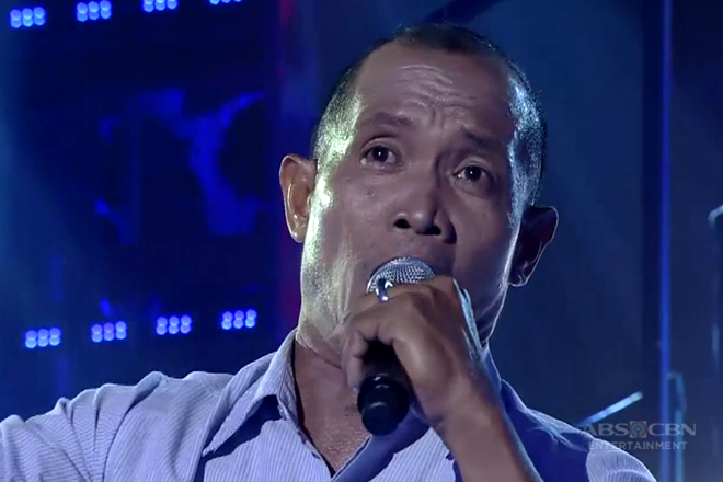 TNT: Mindanao contender Romeo Magbanua Jr. sings Bing Rodrigo's Sa Piling Mo