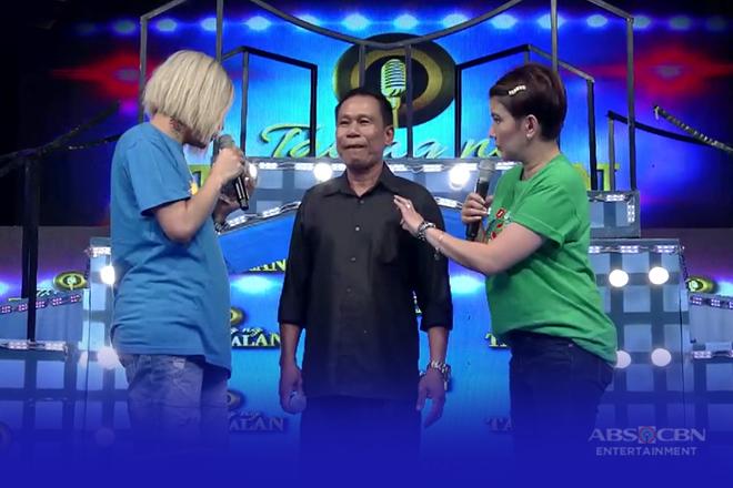 Nyoy, Bela, Vhong at Jhong, nag-ambagan para makatulong kay daily contender Tatay Ruben