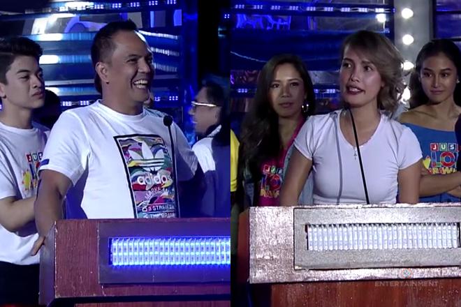 Showtime dancer, kinalaban si Direk Bobet sa PuroKatatawanan