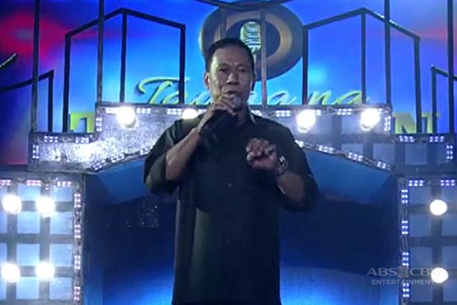 TNT: Visayas contender Ruben Jimenez sings Kenny Rogers' Lady