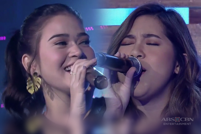 Moira and Bela's must-watch duet on It's Showtime
