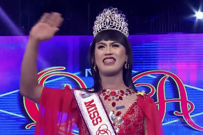 Miss Q & A: Maria Escoba, nasungkit ang ikalawang korona!