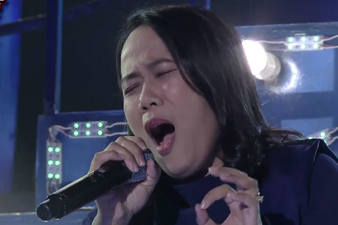 TNT: Metro Manila contender Neshly Lynn Bernales sings Lani Misalucha's Ang Iibigin Ay Ikaw