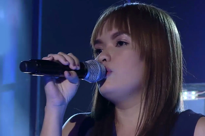 TNT: Luzon contender Clarissa Adornado sings Vanessa Williams' Save The Best For Last