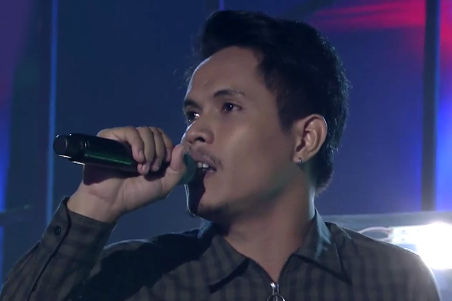 TNT: Mindanao contender Vhon Abellar sings Don't Let It End
