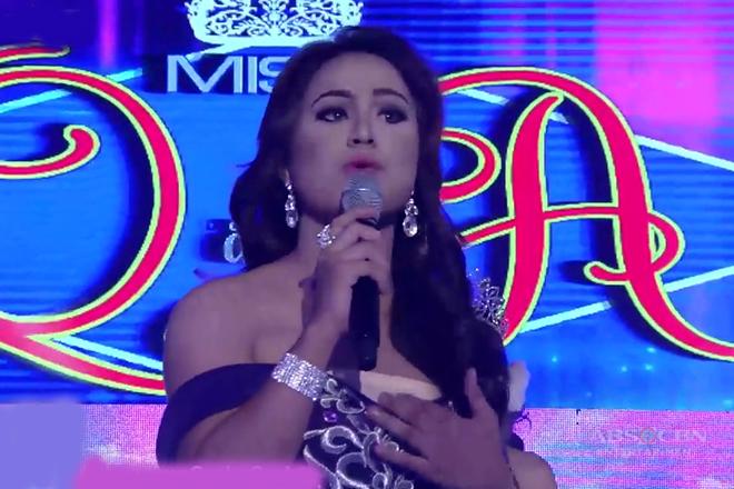 Waray Ilustrado III, itinanghal na bagong Miss Q & A!