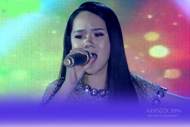 TNT2 Q4 Semifinals Day 6: Adelene Rabulan sings Somewhere Over The Rainbow