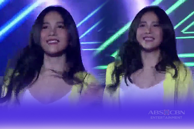 So Connected star Janella Salvador heats up the It's Showtime dance floor!