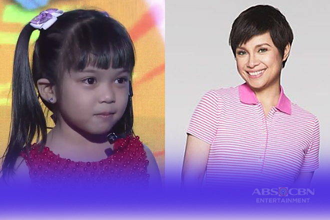 Mini Me 3: Audrey Mickaela Jaro as Mini Lea Salonga
