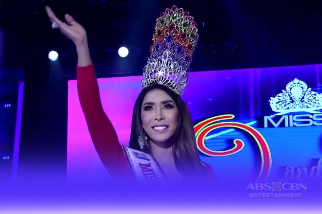Miss Q & A: Exur Ranoa, nasungkit ang ika-anim na korona bilang reigning queen!