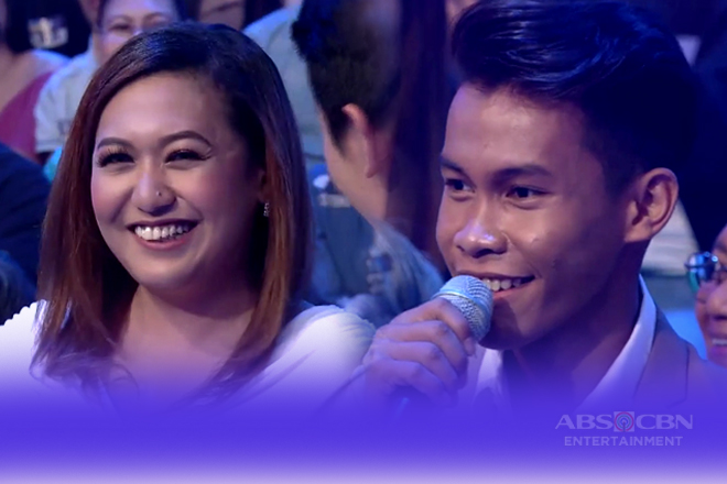 WATCH: Resbaker Aljun finally reveals his crush on It's Showtime!