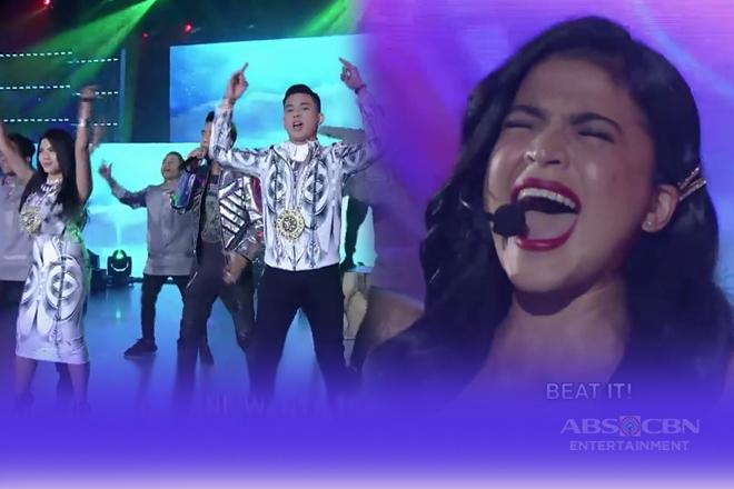 TNT2 grand finalists, may nakakaindak na opening kasama ang It's Showtime family
