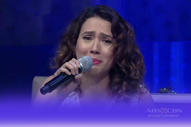 WATCH: Hurado Karylle gets emotional on TNT2 Ang Huling Tapatan
