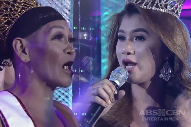 Miss Q & A semifinals: Angelika Mapanganib, hinarap si Zoren sa Di Ba Teh?