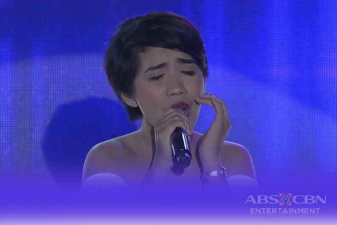 TNT 3: Luzon contender Marinela Sadiwa sings Two Less Lonely People In The World