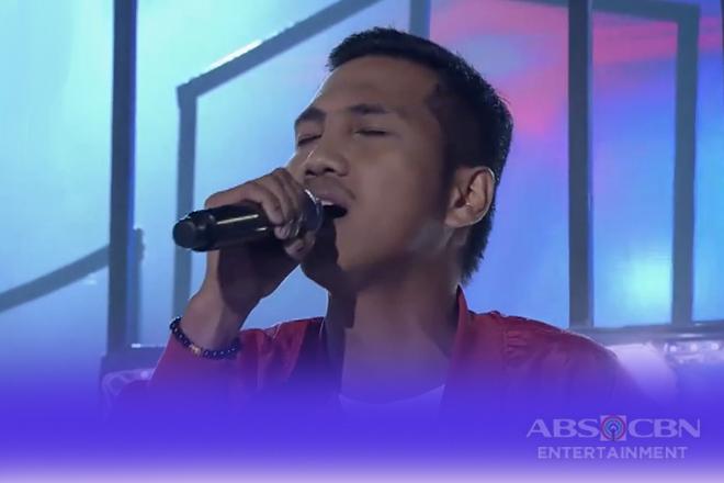 TNT 3: Metro manila contender Alki Dignos sings Paano